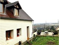 Location Appartement HONFLEUR F4 69m2 totalement indépendant dans maison récente  à Honfleur