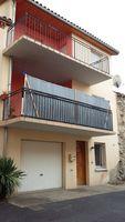 Location Appartement Maison de bourg 5 min Issoire  à Flat
