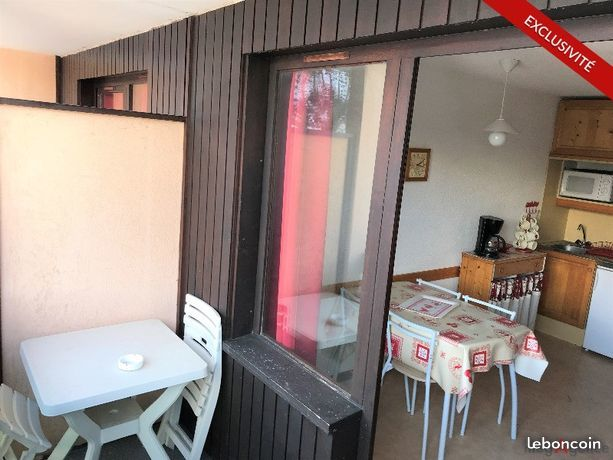 Location Appartement loue studio Isére  à Chamrousse