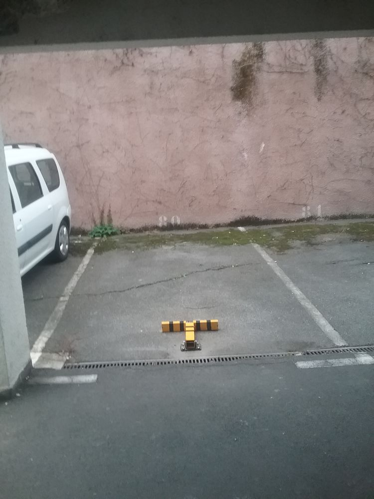 Location Parking/Garage Parking près de françois verdier derrière un portail Toulouse