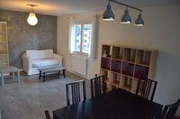 Appartement T2 meublé équipé Internet fibre optique et TV 1250 Gex (01170)