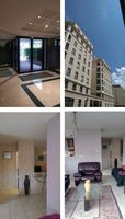 Location Appartement Jean Macé, Appartement T3 Meublé, balcon, garage Lyon 7
