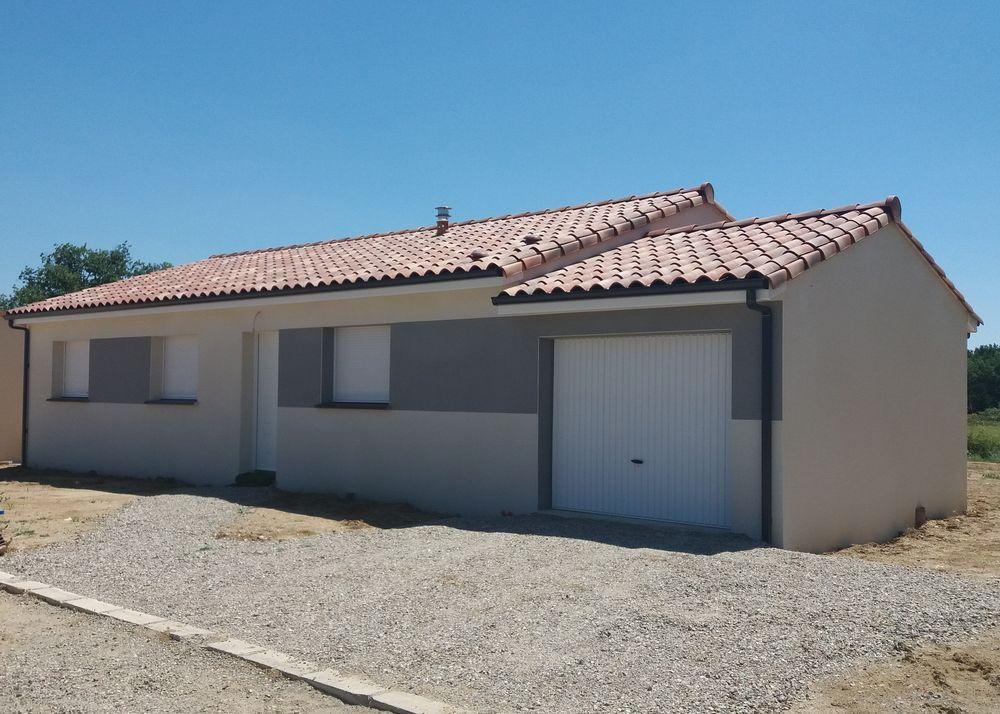 Location Maison Maison T3 bis avec garage.  à Venerque