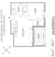 Location Appartement Saint-Orens-de-Gameville (31650)