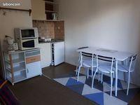 Location Appartement à l'année un studio a st gervais au bettex  à Saint-gervais-les-bains