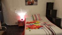 Location Appartement petit studio meublé avec balcon  à Rochemaure
