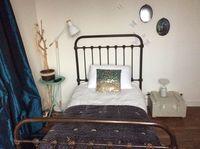 Chambre chez l'habitant, Bleue, Pour Femme 384 Chanteloup-les-Vignes (78570)