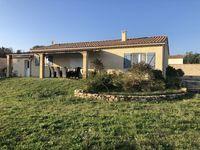 Location Villa Pougnadoresse (30330)