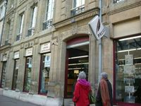 Local commercial 600m2 centre bar-le-duc  1 Bar-le-Duc (55000)