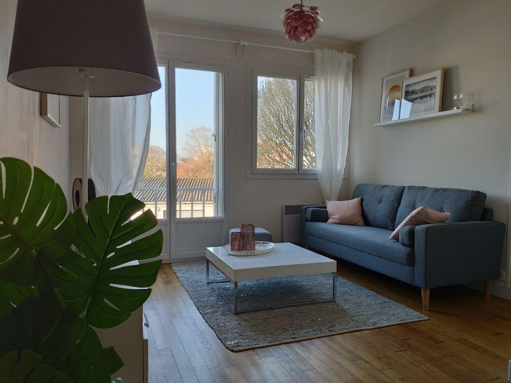 Location Appartement Cosy T2 Entierement Renove Et Meuble Loire Atlantique Annonce Particulier Wi165062335