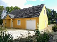 Maison Guéret (23000)