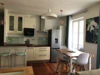 Location Appartement Paris 2ème - Appartement meublé 43m² excellent état Paris 2