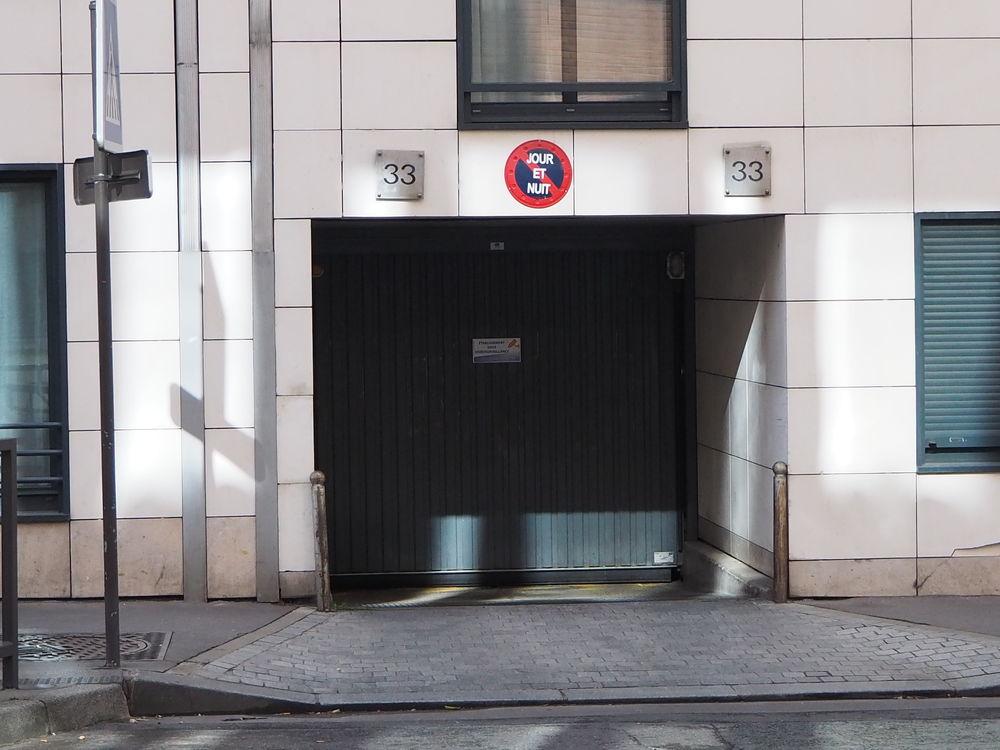 Location Parking/Garage place de parking à Vincennes Carré magique Vincennes