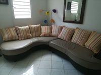 Bas de villa,type F4,entièrement meublé, charges comprises 1500 Le Lamentin (97232)