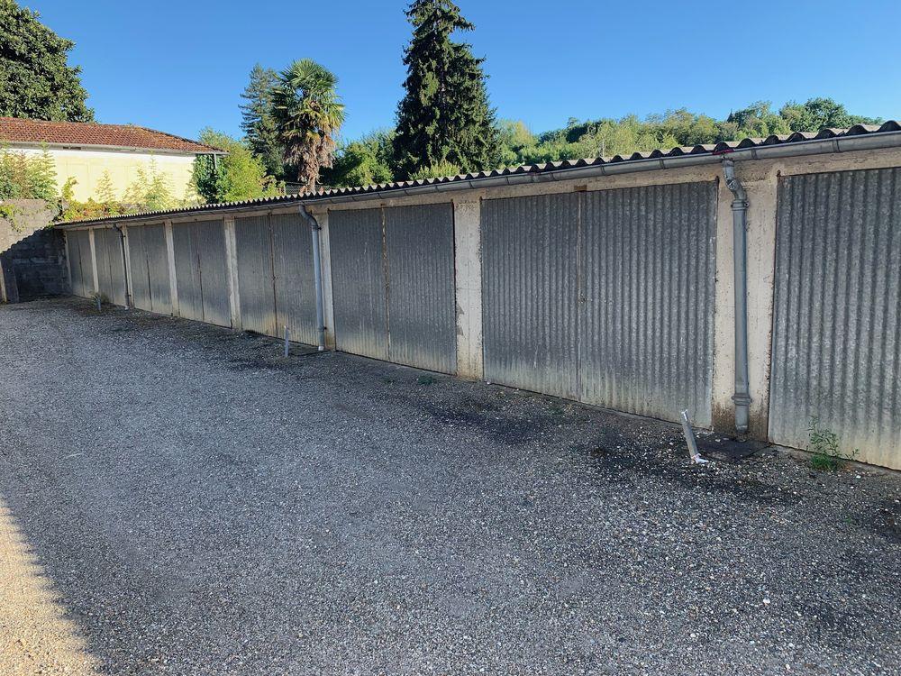 Location Parking/Garage GARAGES FERMÉS Agen