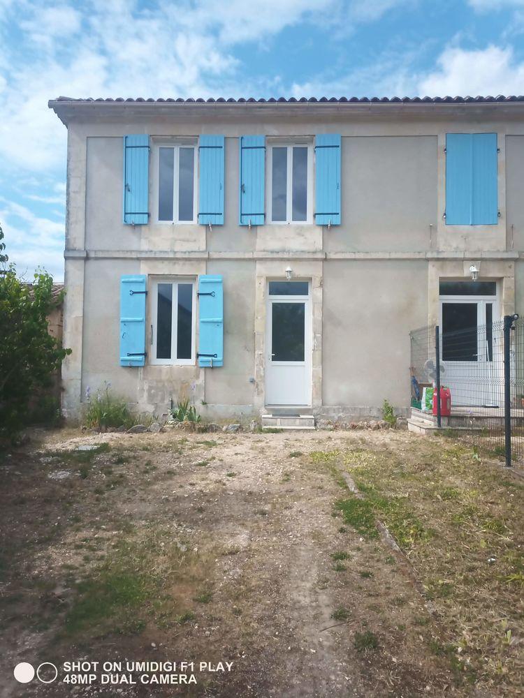 Location Maison maison Saint-germain-de-lusignan