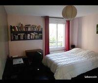 Location Appartement Île de Nantes- Beau et Grand T2 meublé Nantes