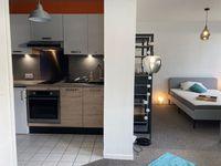 Location Appartement Meublé avec balcon 30m2 plein centre ville Compiègne