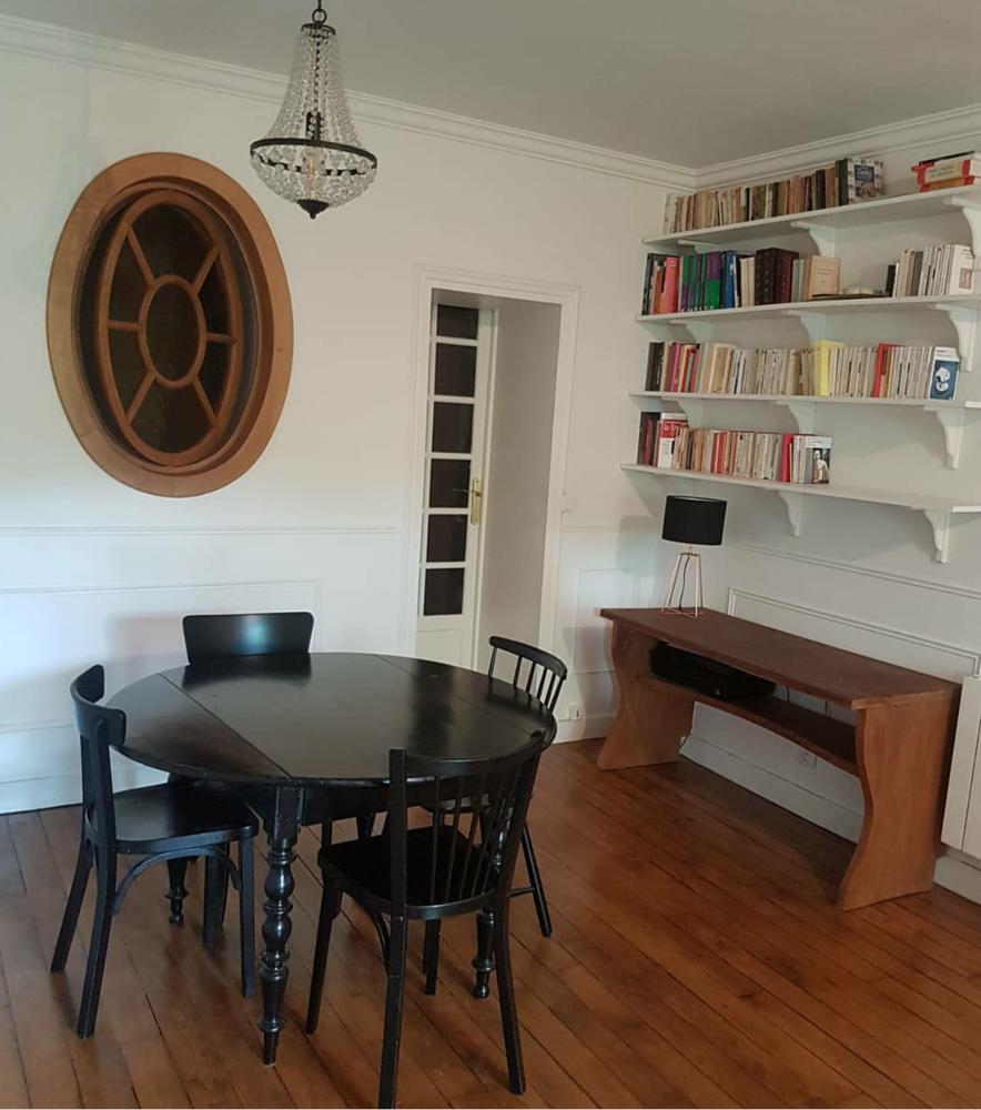 Location Appartement Meublé 40m2 à Montmartre Paris 18