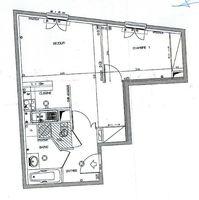 2P standing semi meublé 1100 La Garenne-Colombes (92250)