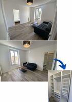 Location Appartement F3 meublé Quartier des Ecrivains Villeneuve-saint-georges