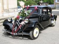 voiture de collection pour mariage