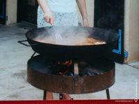Poêle à paella 3 en1 0
