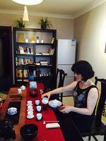 Cérémonie traditionnelle du thé chinoise 0