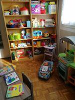 Assistante maternelle agréée, temps partiel ou  courte durée 0