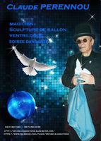 Magicien , Sculpture de ballons , ventriloque 0