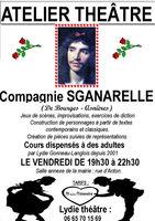 Cours de théâtre Bourges-Asnières. Compagnie Sganarelle