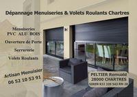 Dépannage Menuiseries & Volets Roulants Chartres 0