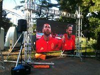 Location écran géant led outdoor pour coupe du monde 2018