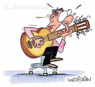 Cours De Guitare Fingerstyle Tous Niveaux