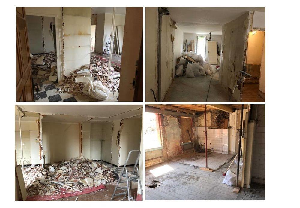 Demolition , Evacuation et Demontage