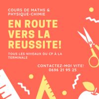 Cours de Maths & Physique-Chimie 0