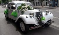 Une magnifique voiture ancienne pour votre mariage?