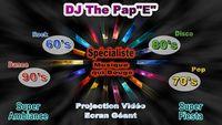 "DJ 60's 90's - DJ The Pap""E"" 0"