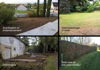 Nettoyage jardin et terrain 0