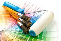 Peintre professionnel en bâtiment