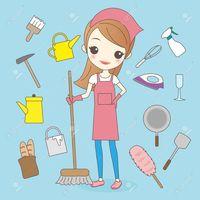 Auxiliaire de vie, aide à domicile