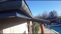 Habillages aluminium pour protection de planches de rive 0