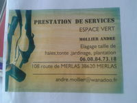 PRESTATION DE SERVICES