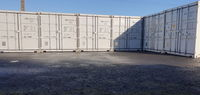 Box stockage containers garde meuble 14m²