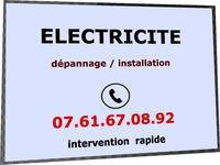 femme cherche electricien