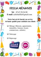 cherche emploi femme de menage a domicile 0 75020 Paris