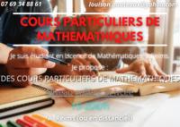 Cours particuliers Mathématiques Reims et distanciel 0 51100 Reims