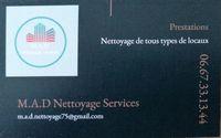 Nettoyage de vos locaux  0 75018 Paris