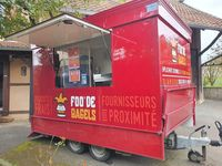 vends food truck 23000 90370 Réchésy