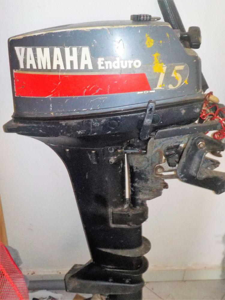 Yamaha 15cv F15 Cehl Moteur Hors Bord Neuf A La Vente Gironde N 4512